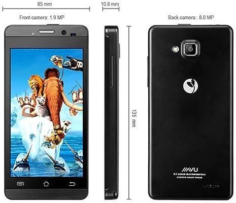 4.5 G3T Android JIAYU pulgadas 4.2 3G Smartphone MTK6589 Quad Core ...