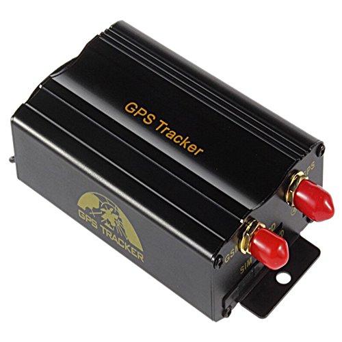Eaglerich TK103B Car GPS Locator Tracker Car Alarm Locator Car GPS Tracker by Eaglerich