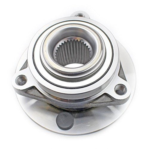 CRS NT513089 New Wheel Bearing Hub Assembly, Front/Rear,for Chrysler Intrepid/ 300M/ Prowler/New Yorker/LHS/Concorde, 1993-2004 Dodge Intrepid 1993-1997 Eagle Vision, 1997-2001 Plymouth Prowler