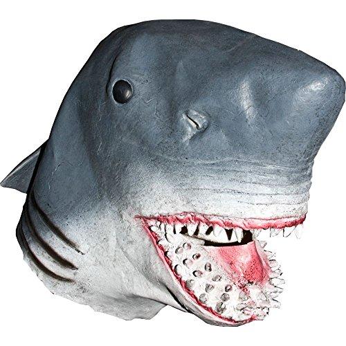 Shark Latex Mask