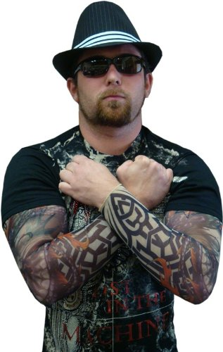Tribal Biker Pair of Tattoo Sleeves #2