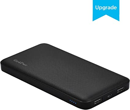 Amazon.com: Batería externa Go4Pwr de 10000 mAh, cargador ...