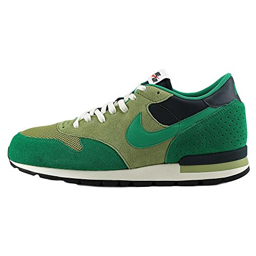Nike Air Epic Qs, Zapatillas de Running para Hombre Verde / Beige / Gris (Dark Sage / Lucid Green-Swd-Sl)