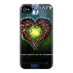 Defender Cases With Nice Appearance (starcraft Ii (2010) Game) For Iphone 5/5s