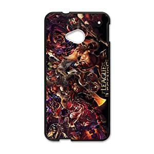 league of legends 006 Phone Case for HTC One M7