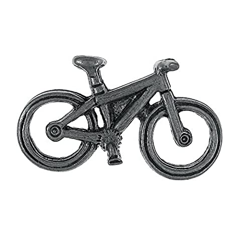 Bicycle Lapel Pin - 100 Count - Bike Brooch Pin