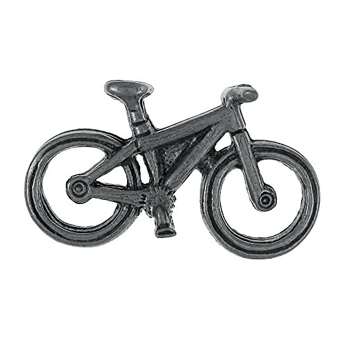 Bicycle Lapel Pin - 1 Count (Bike Brooch Pin)