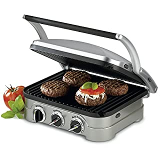 Cuisinart Griddler Electric Grill & Griddle - Griddler (B00112AVN2) | Amazon price tracker / tracking, Amazon price history charts, Amazon price watches, Amazon price drop alerts