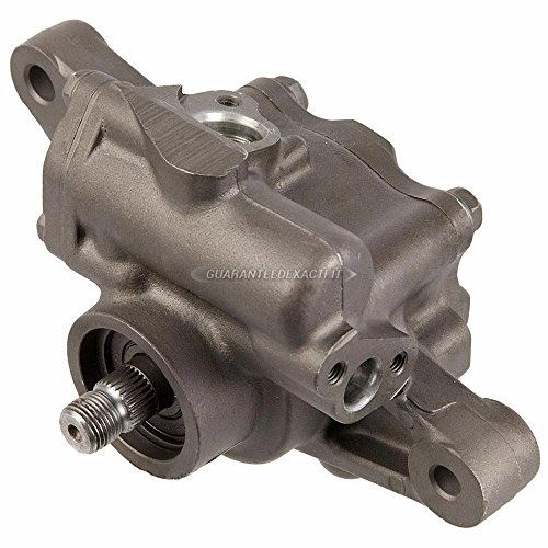 Remanufactured Power Steering Pump For Acura Legend & 3.2TL - BuyAutoParts 86-00419R Remanufactured Acura Legend Steering Pump