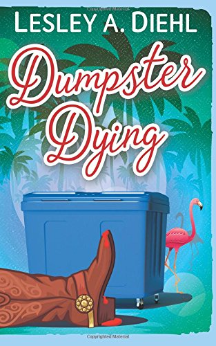 book cover of Dumpster Dying