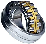 URB 23168 CAC3W33 Spherical Roller Bearing, Machined Bronze Cage, W33 Oil Groove, 340 mm ID, 580 mm OD, 190 mm Width