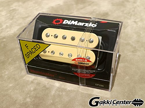 DiMarzio DP256F CR Illuminator Neck   B07BTTKH83