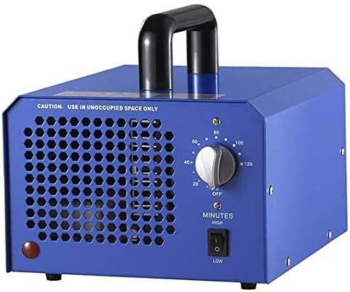 XINJING Generador de ozono Comercial 7000Mg / H Purificador de ...