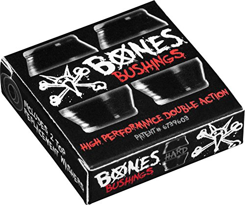 Bones Wheels HardCore Bushings Hard Black -