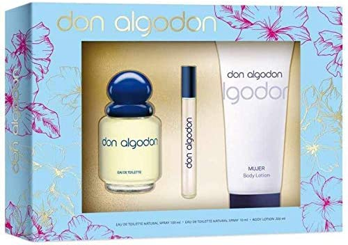 Don Algodon 100Ml+10Ml+Bodt 200*E: Amazon.es: Belleza