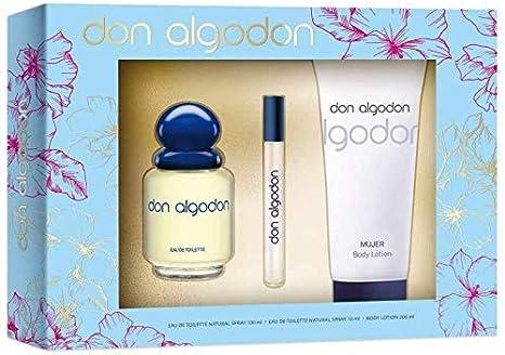 Don Algodon 100Ml+10Ml+Bodt 200*E: Amazon.es: Belleza