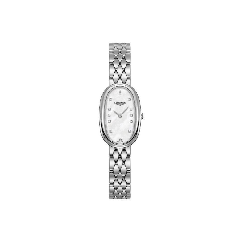 Longines Symphonette Ladies Diamond Watch L2.305.4.87.6