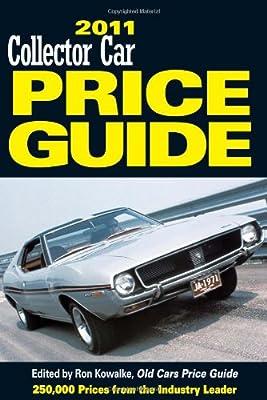 Collector Car Values >> 2010 Collector Car Price Guide Ron Kowalke 9780896899711