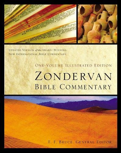 Zondervan Bible Commentary One-Volume Illustrated Edition [Zondervan] (Tapa Dura)
