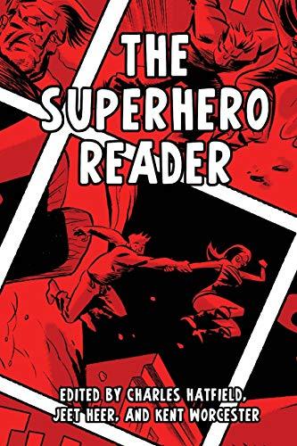 Books : The Superhero Reader