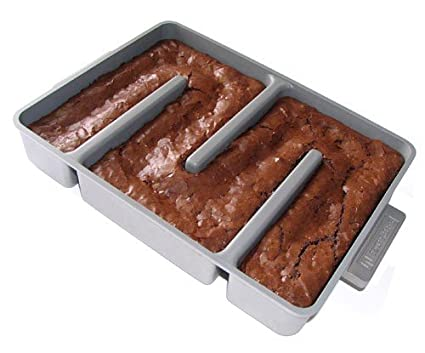 Image result for the edge brownie pan