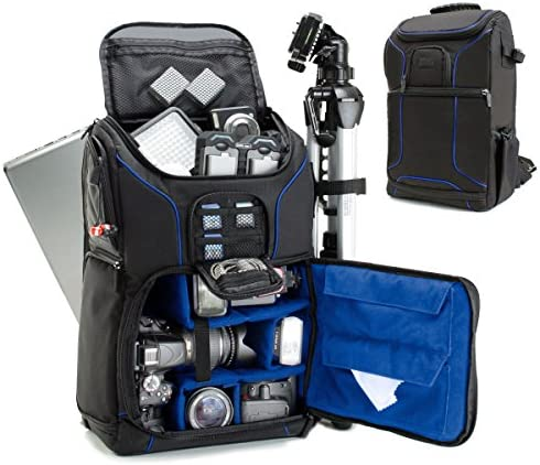 USA Backpack Compartment Features Storage Compatible product image