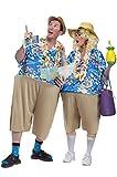 Fun World Tacky Tourist Adult Costume-
