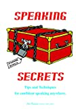 Speaking Secrets, Jim Pearce, 1438276222