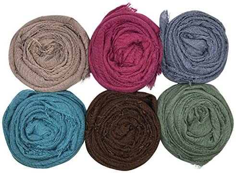 MANSHU Women Cotton Scarf Scarves product image