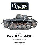 Panzer 2 Tank Model