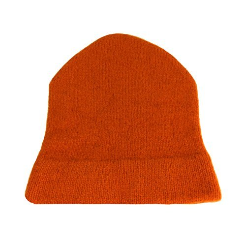 d3f3bdae656 Dachstein Woolwear Blaze Orange Hunter Edition Hunters 100% Austrian Boiled  Wool Alpine Watch Cap Safety
