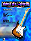 The New Best of Bruce Springsteen for Guitar: Easy Tab Deluxe (The New Best of... for Guitar)