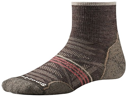 Smartwool Women's PhD¿ Outdoor Light Mini Taupe Small - Smartwool Athletic Light Mini