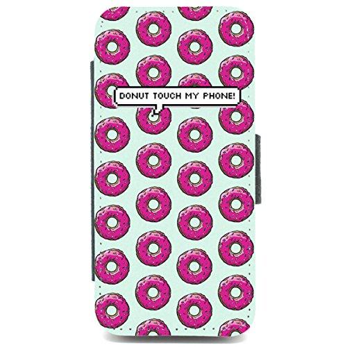 iPhone 5/5s, touch my Donut case, Motiv: retro-Telefon