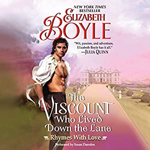 The Viscount Who Lived down the Lane Audiobook