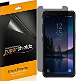 """[2 Pack] Supershieldz- Privacy Anti-Spy Screen Protector Shield For Samsung """"Galaxy S8 Active"""" (Not Fit For Galaxy S8 / S8 Plus Model) Lifetime Replacements Warranty"""