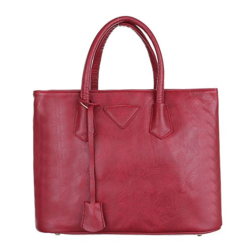 Ital-DesignSchultertasche Bei Ital-design - Bolso de hombro Mujer rojo