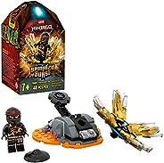 Lego Ninjago Rajada de Spinjitzu - Cole 70685
