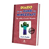 capa de Diário de um zumbi do Minecraft 8