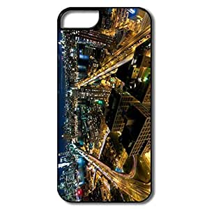 Funny New York By Night Case For HTC One M8 Cover Case For HTC One M8 Cover Family