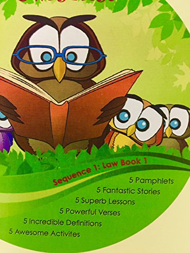 Owlet Booklets Sequence 1