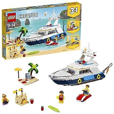 LEGO Creator Cruising Adventures 31083: LEGO: Toys & Games