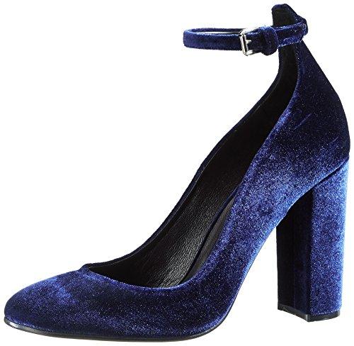 Laurèl Women Pumps Strappy Pumps Blu (blu Reale)