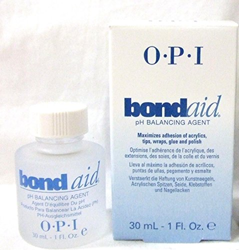 1 Bottle Graceful Popular Primer Bond Aid Nail Prep Bondaid Dehydrator Treatment Nails Scrub Fresh Liquid Solution Toenail