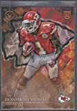 2014 Topps Vanguard De'Anthony Thomas Chiefs Rookie Football Card #79