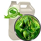 Sacha Inchi Oil - Virgin - 1 gallon (128oz) - Super Moisturizer, Anti-wrinkle, Omega 3, Omega 6, Omega 9, antioxidant