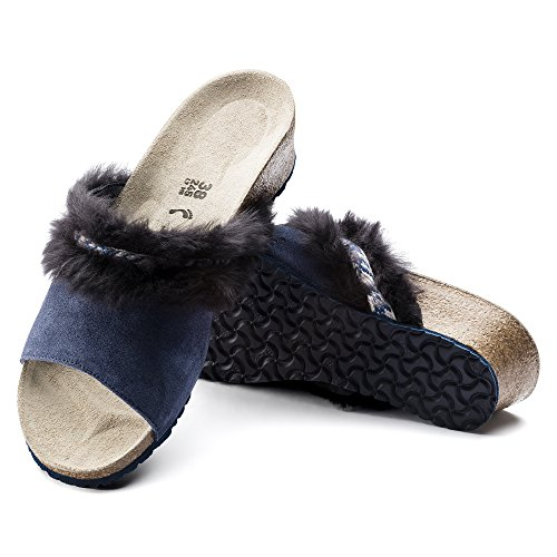 Papillio Damen Amber Pantoletten cozy-night blue (1007285)