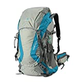 TOFINE External Frame Hiking Backpack Trip Backpacking...