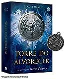 capa de Torre do Alvorecer. Um Romance de Trono de Vidro + Brinde