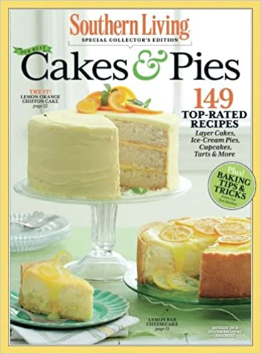 Southern Living Our Best Cakes Pies Southern Living 2017 6 9